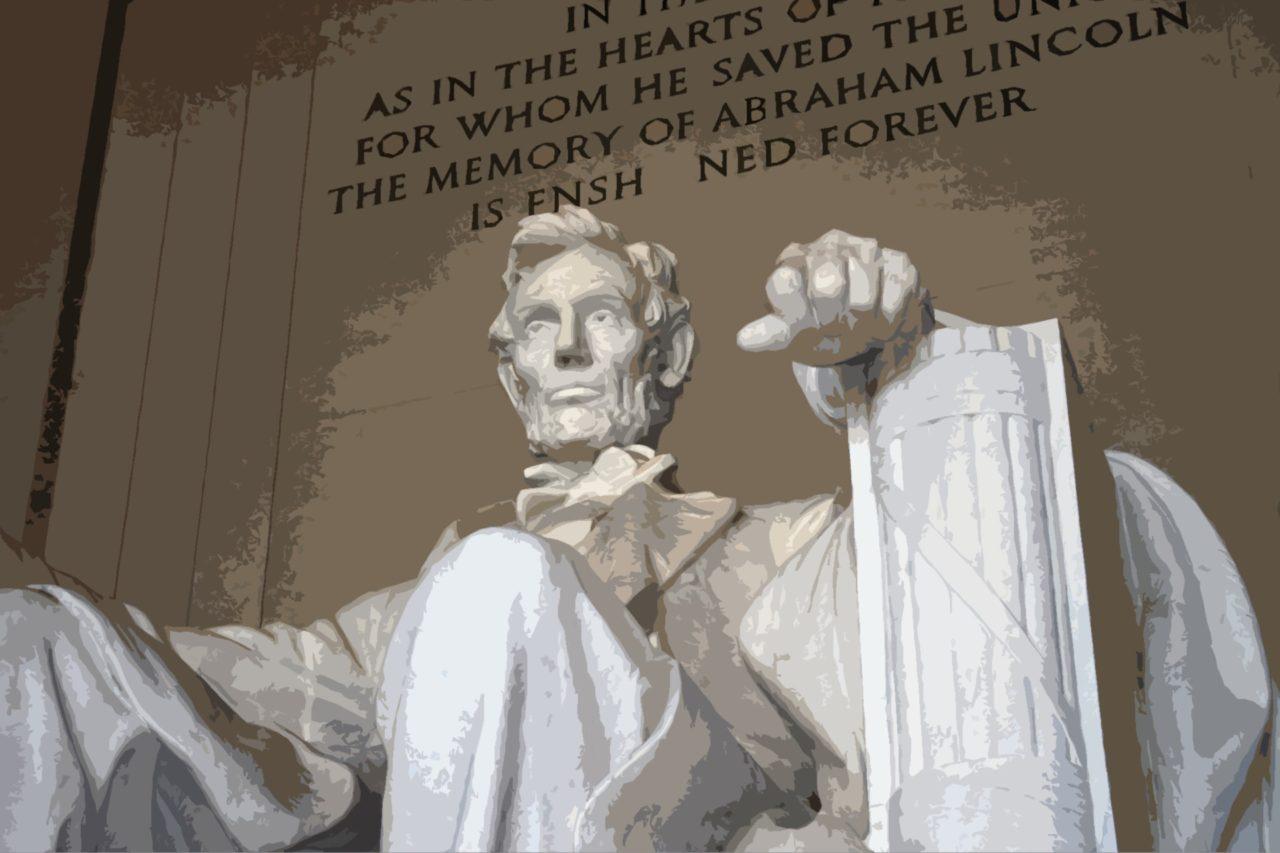 États-Unis - Washington - Mémorial de Linclon
