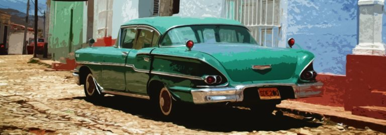 Cuba - Autotour - Voiture - Vinales - Titre