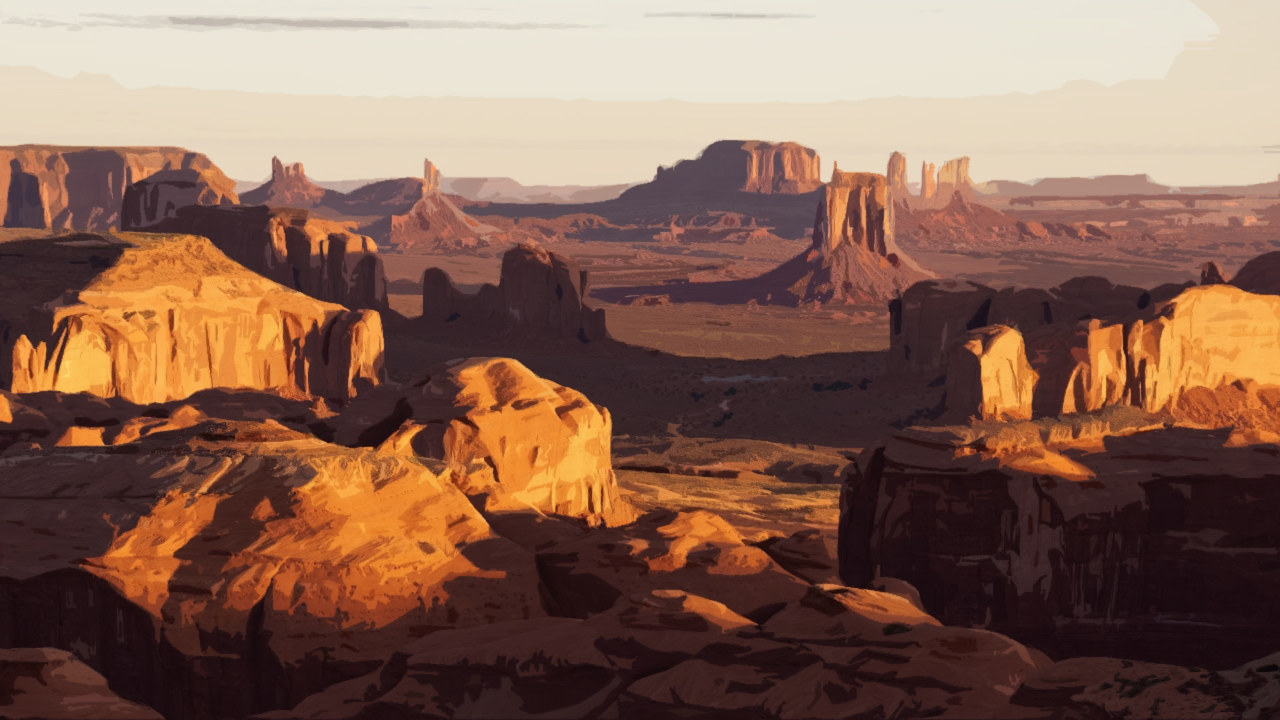 Best of Canyons - Monument Valley