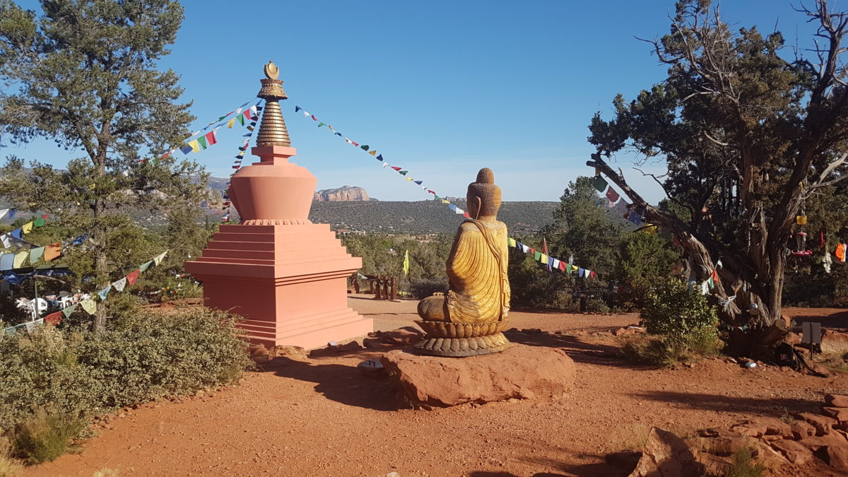 Photo de Bouddha Sedona