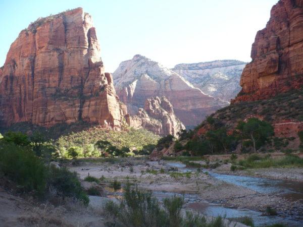 Zion Canyon - Destination Amériques