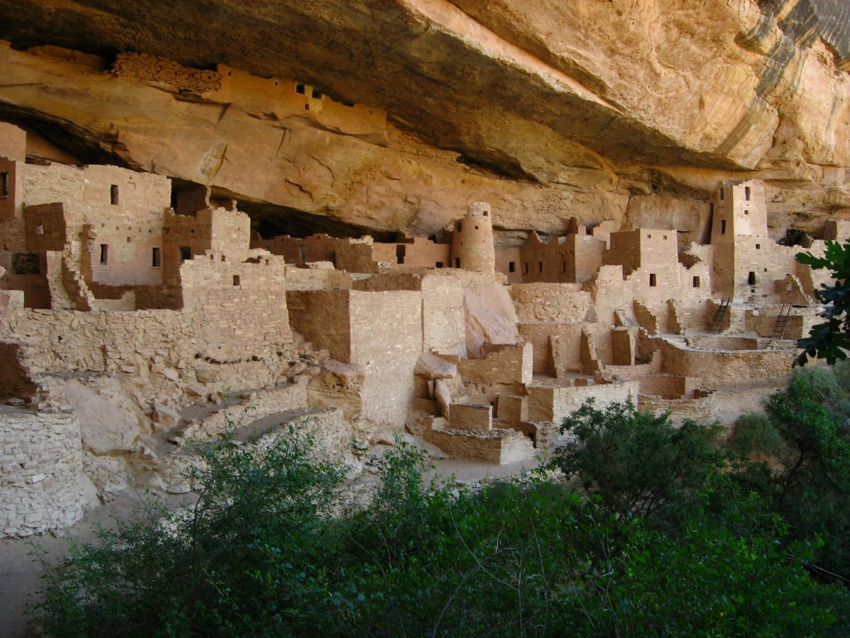 Colorado - Mesa Verde National Park