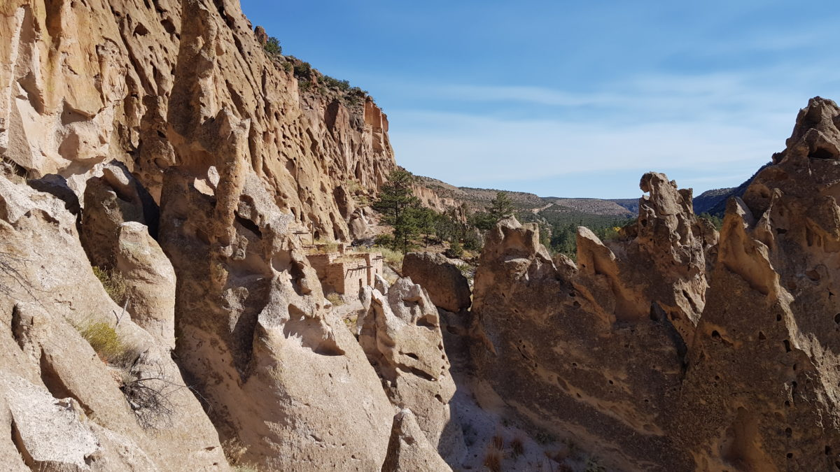 BANDELIER-NATIONAL-MONUMENT-PAYSAGE