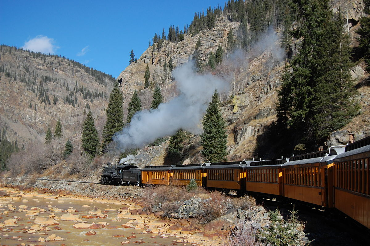 Durango - Train Silverton