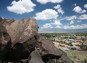Nouveau-Mexique - Petroglyph National Monument