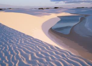 Brésil - Dune Barrairinhas