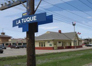 Canada - La Tuque - Québec