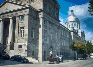 Canada - Montréal - Centre Ville