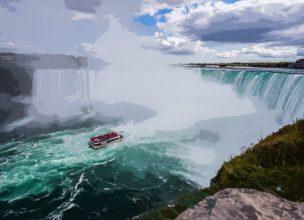 Canada - Niagara Falls - Ontario