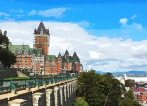 Canada - Québec City - Québec