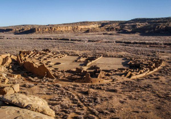 Chaco Cultural - New-Mexico - Navajo Nation