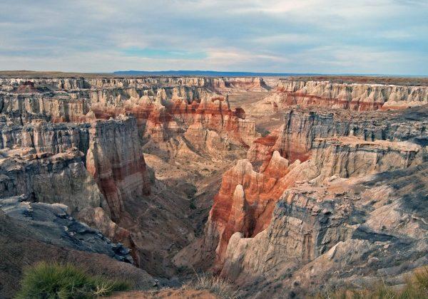 Coal Mine Canyon - Arizona - Navajo Nation