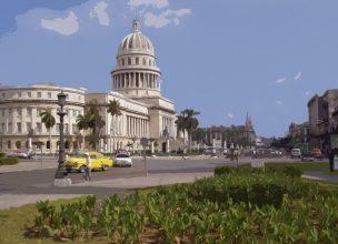 Cuba - La Havane - Capitol