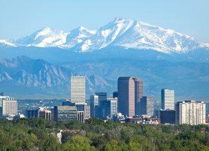 Rocheuses - Denver Colorado