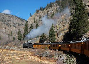 Durango - Train Silverton