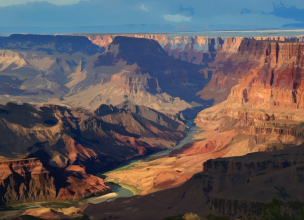 Best of Canyons - Grand Canyon Desert View