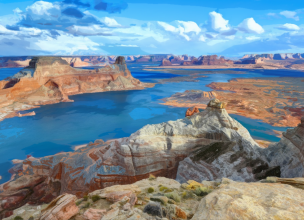 Lake Powell Voyage