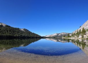 Mammoth Lakes - Twin Lakes