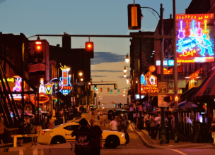 Route du Blues - Memphis
