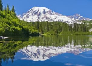 Mont Rainier National Park