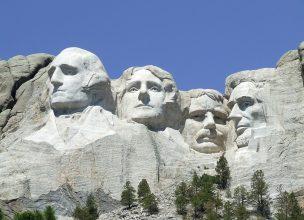 Rocheuses - Mont Rushmore Dakota du Sud