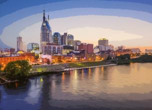Route du Blues - Nashville