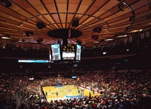New York City - Madison Square Garden