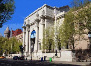 New York City - Musée d'histoire naturelle