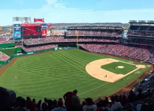 Nationals Park Whashington Baseball