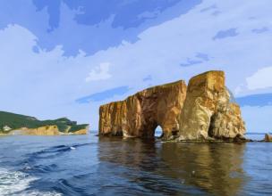Canada - Percé - Gaspésie