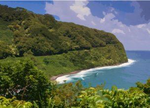 Naa Pali Coast - Kauai - Hawaï