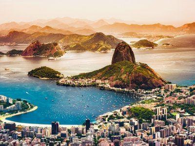 Vue sur Rio de Janeiro