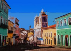 Ville Salvador de Bahia