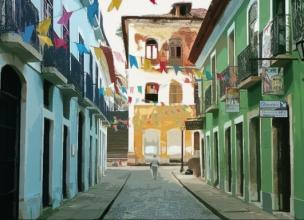 Brésil - Ville Sao Luis