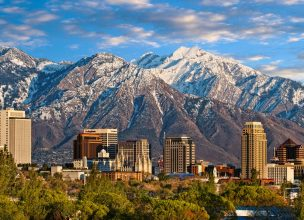 Rocheuses - Salt Lake City Utah