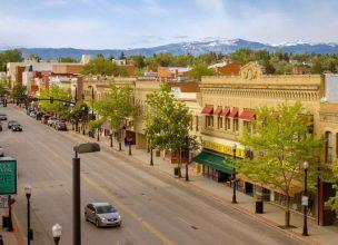 Rocheuses - Sheridan Wyoming