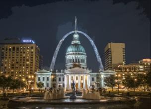 Route du Blues - St Louis