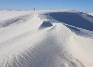 Nouveau-Mexique : White Sand National Monument