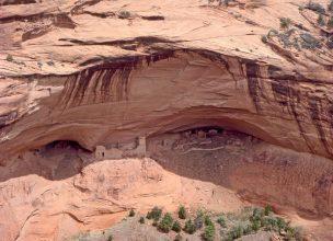 New-Mexico - Canyon de Chelly - White House - Navajo Nation