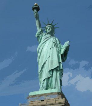 États-Unis - New York - STatue de la liberté