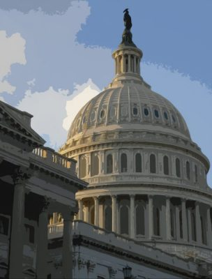 États-Unis - Washington - Capitol US