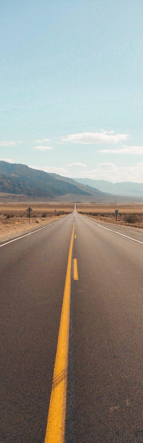Route 66 aux Etats-Unis